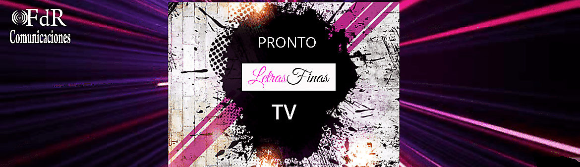 letras finas magazine tv